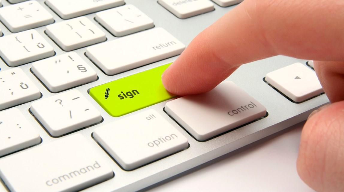 Firma con Certificado Digital o Electrónico