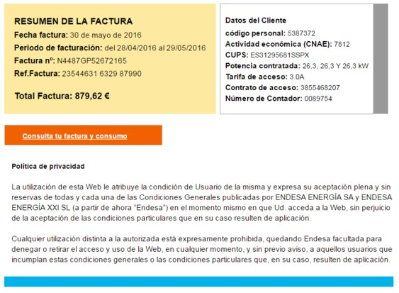 email endesa virus cryplocker solucion Salamanca