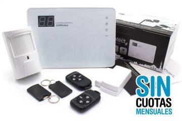 Instalación Alarma GSM/SMS ¡Sin Cuotas mensuales!