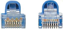 Diferencias entre un conector RJ45 Cat6 y Cat5